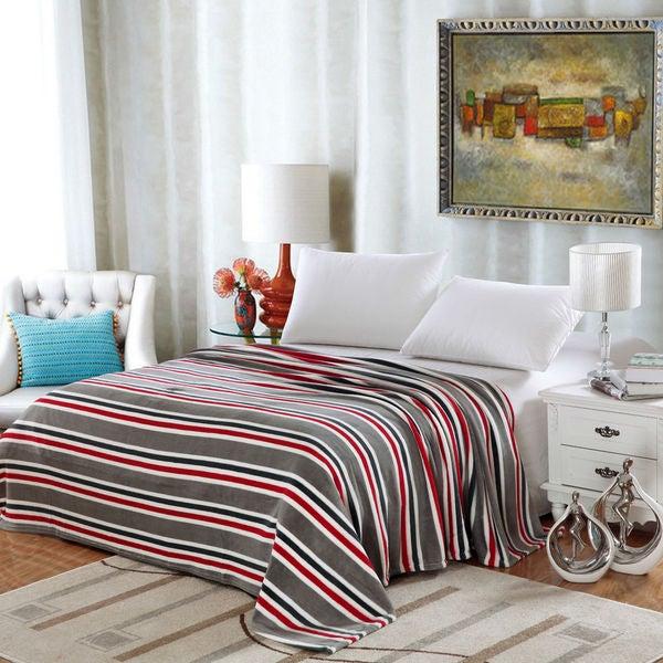 Lauren Stripe Blanket