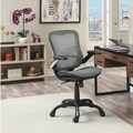 Serta Fusion Ergonomic Manager Mesh Chair - Silver