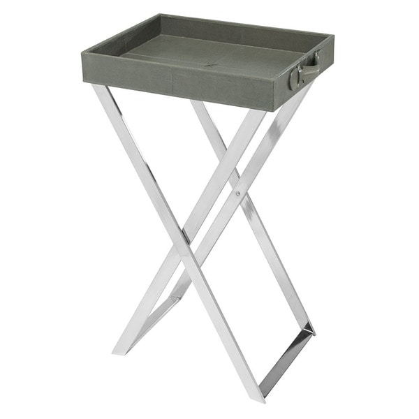 Studio Butler Tray- Grey