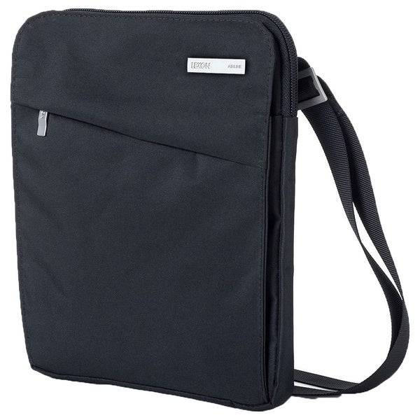 Lexon Airline Series Black Tablet Cross Shoulder Bag