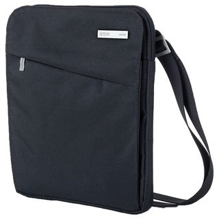 Lexon Airline Series Black Tablet Cross Shoulder Bag