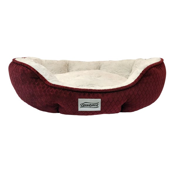 Beautyrest Subtle Seat Orthopedic Memory Foam Pet Bed (As Is Item)