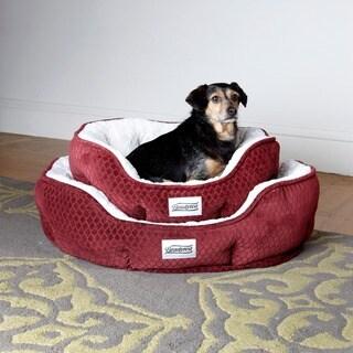Beautyrest Subtle Seat Orthopedic Memory Foam Pet Dog Bed
