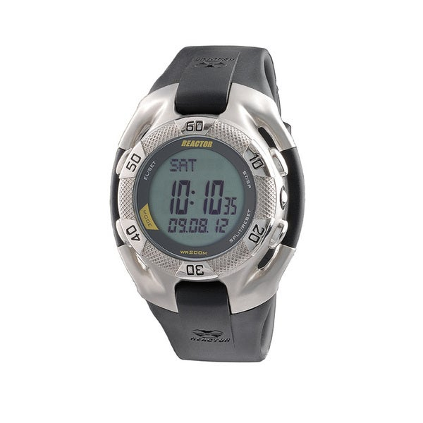Heavy Water Digital 100 Lap Memory Watch