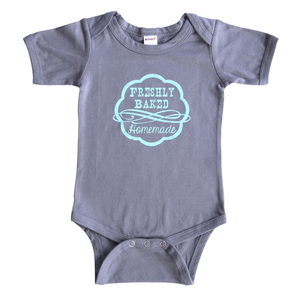 Rocket Bug 'Freshly Baked' Baby Bodysuit