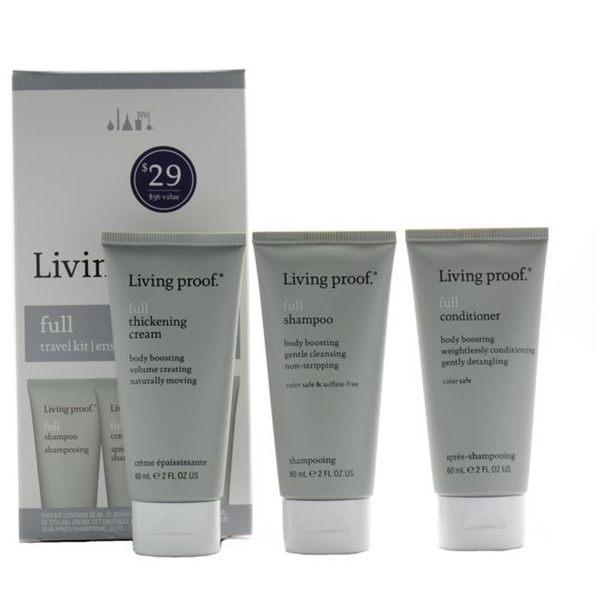 Living Proof Full 3-piece Travel Kit
