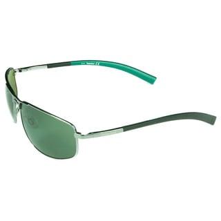 Timberland Men's Green Sunglasses