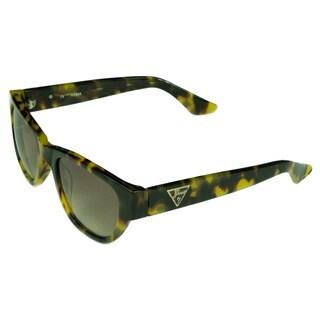 Guess Women's Cat Eye Tortoise Sunglasses