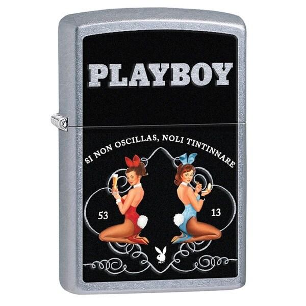 Zippo Classic Playboy Lighter