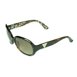 Guess Women's Animal Print Sunglasses