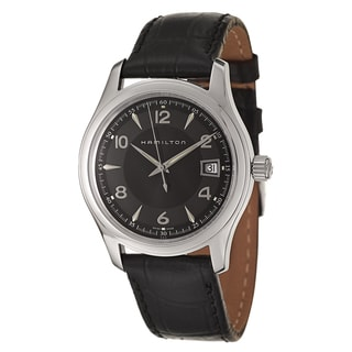 Hamilton Men's H18451735 Leather Watch