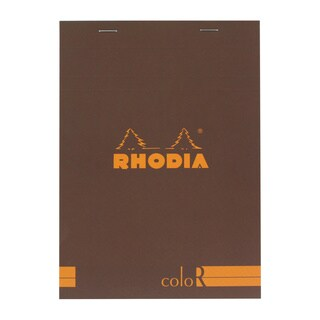 Rhodia Color A5 No. 16 Premium Stapled Lined Notepad,