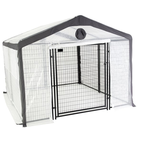Safe Grow 10-foot Secure Greenhouse