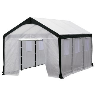 Spring Gardener Steel Gable Greenhouse