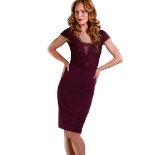 Red Hot Curves Women's Lauren Shapewear Dress