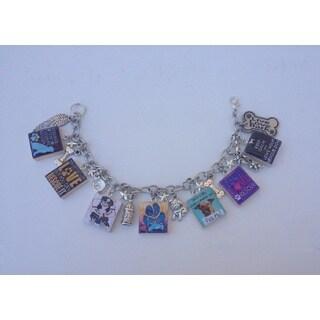 Dog Rescue Charm Bracelet