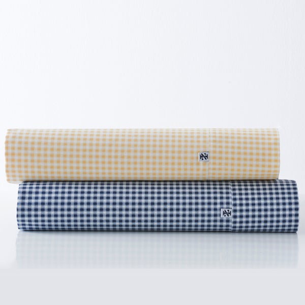 Izod Gingham Sheet Set