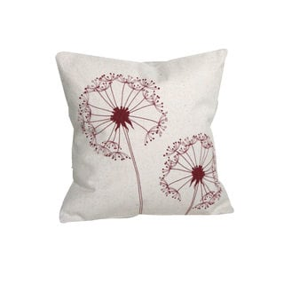Dandelion Small Throw Pillow