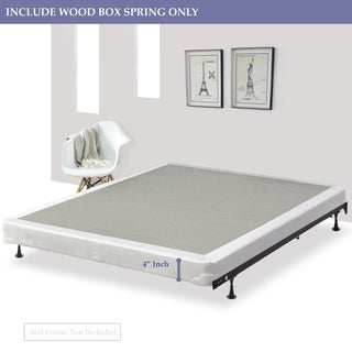 Spring Coil 5-inch Twin XL-size Assembled Box Spring