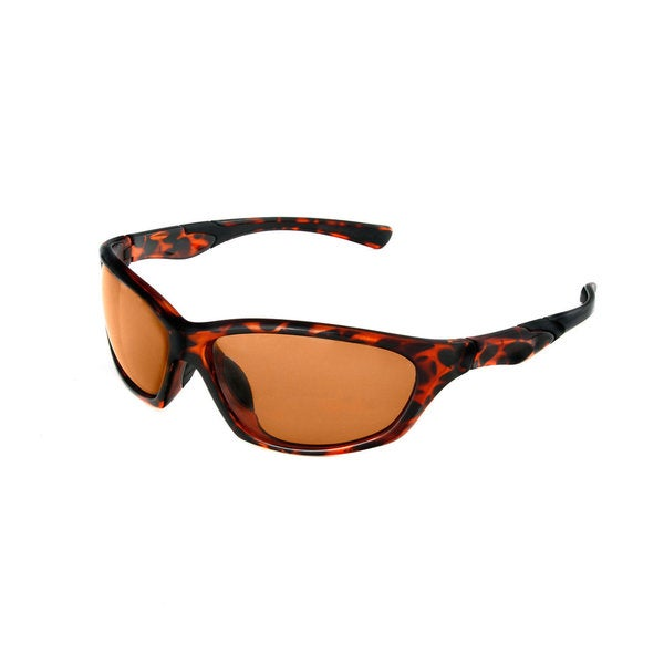 Hot Optix Men's Polarized Sport Wrap Sunglasses 16508686