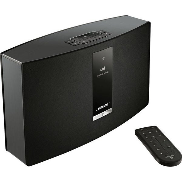 Bose SoundTouch 20 Series II Wi-Fi Music System (Black)