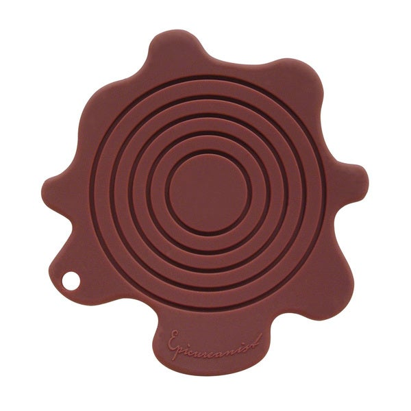 Epicureanist Silicone Splat Coasters (Set of 4)