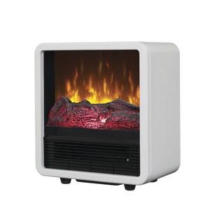 Duraflame DFS-300-BPRA004 White Personal Space Heater