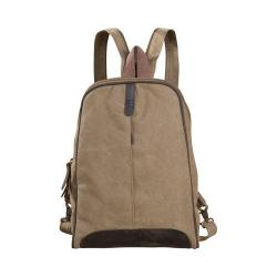 Laurex Convertible Khaki Sling Backpack