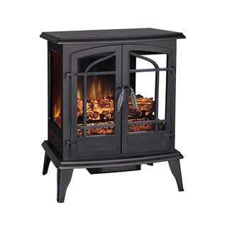Freestanding Brando Electric Stove Style Fireplace Heater