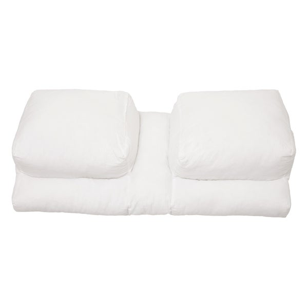 Replacement Cover for Better Sleep Pillow White Goose Down Pillow (Pillow NOT Included)