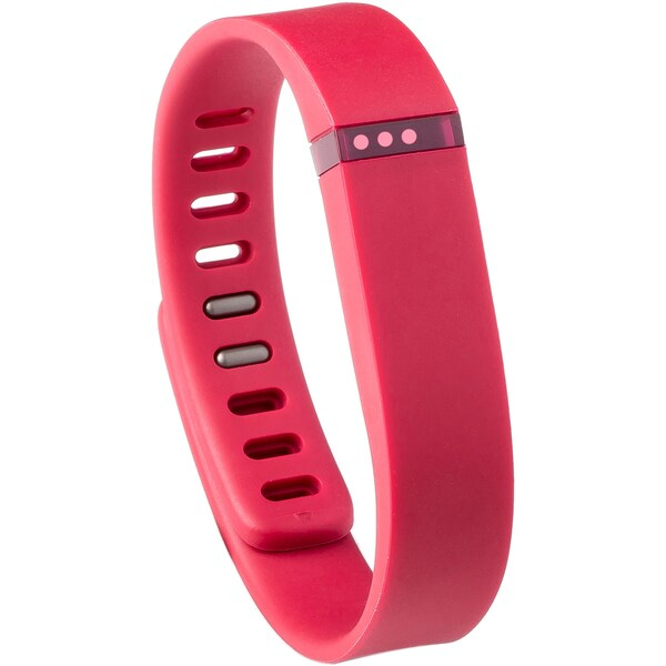 Fitbit Flex Red Wireless Activity + Sleep Wristband (Refurbished)