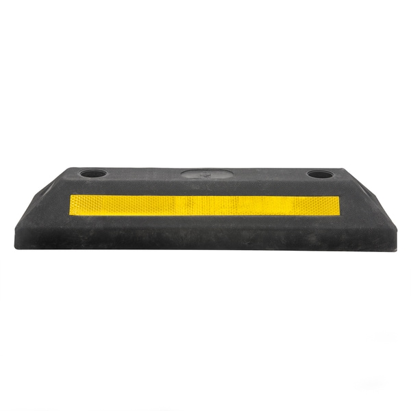 TowSmart Rubber Parking Curb