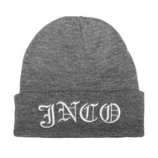 JNCO Grey/ Black Core Beanie