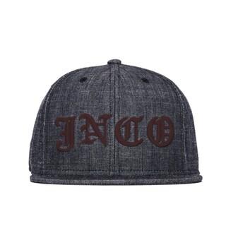 JNCO Men's Indigo Chambray Snapback Hat