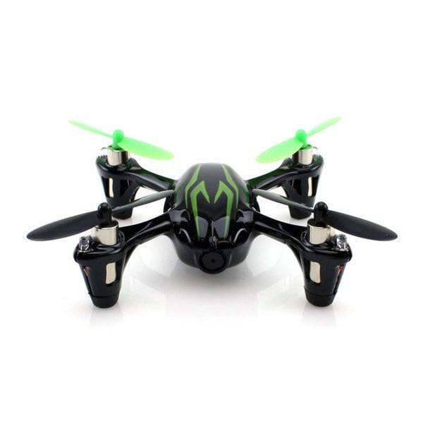 Hubsan X4 H107C Black/ Green 2.4Ghz 4ch Mini Quadcopter with Camera