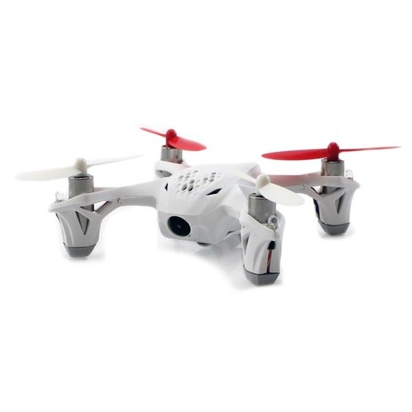 Hubsan X4 H107D White 5.8Ghz 4ch Mini Quadcopter with FPV Camera