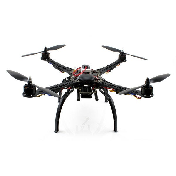 Storm RC X5 550 size UAV Drone Quadcopter w/ GPS with Standard GoPro Camera Mount - Ready to Fly