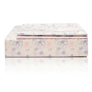 Bloomsy Egyptian Cotton Sheet Set
