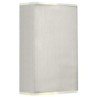 Abida 2-light 4.8 LED Wall Light