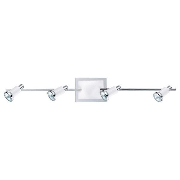 Eridian 3-light 50-watt Round Ceiling Track Light