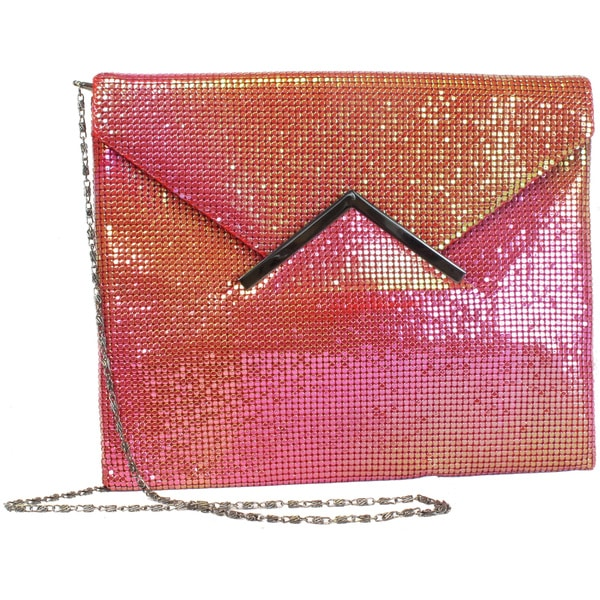 Joanel Sparkle Envelope Evening Clutch
