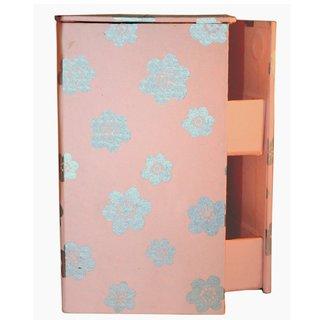 Cherry Blossom Handmade Swivel Box