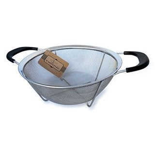 Culina Mesh Strainer Basket with Handles