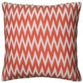 Rizzy Home 20-inch Chevron Accent Pillow