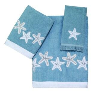 Sequin Shells 4-piece Towel Set