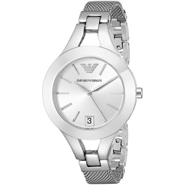 Emporio Armani Women's AR7401 'Chiara' Stainless Steel Watch