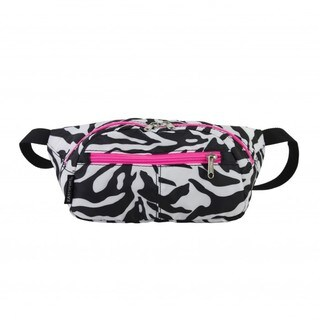 Eastsport Absolute Zebra Sport Belt Bag
