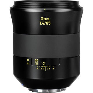 Zeiss Otus 85mm f/1.4 for Canon EF Mount