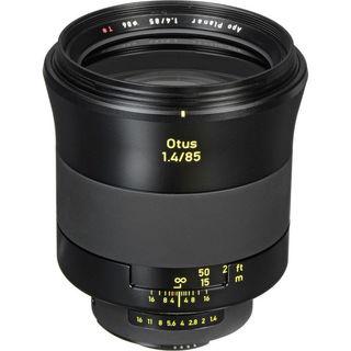 Zeiss Otus 85mm f/1.4 Lens for Nikon F Mount