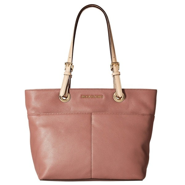 MICHAEL Michael Kors Bedford Top Zip Pocket Tote - Dusty Rose